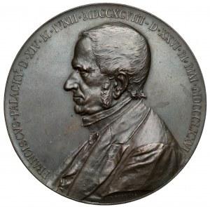 Czechy i Morawy, Medal 1876 - František Palacký