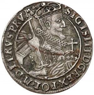 Zygmunt III Waza, Ort Bydgoszcz 1623 - PRV M - typ III