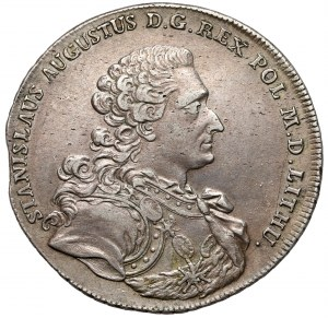 Poniatowski, Talar 1766 F.S. - zbrojarz
