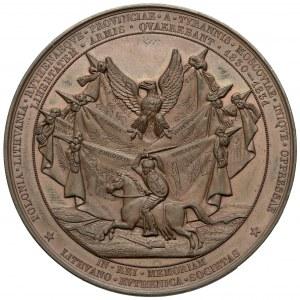 Medal na pamiątkę Powstania listopadowego, Genewa 1832
