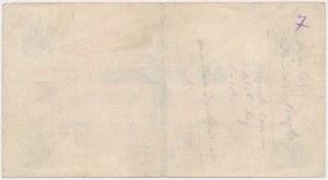 Tukey, 1/2 Livre (1916-17) - August - AH1332