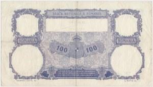 Rumunia, 100 Lei 1917