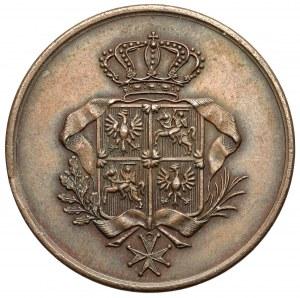 Medal 100. rocznica Konstytucji 3 Maja 1791-1891