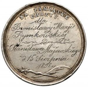 Medal Na Pamiątkę Chrztu 1898