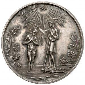 Medal Na Pamiątkę Chrztu 1862