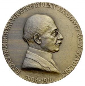 Medal, Ignacy Dembowski 1916 (Chodziński) - rzadki