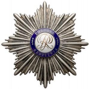 II RP, Krzyż Wielki Orderu Odrodzenia Polski (kl.I) z Gwiazdą