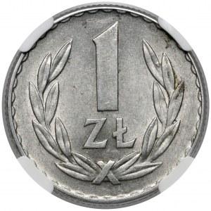 1 złoty 1957