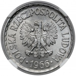 1 złoty 1966