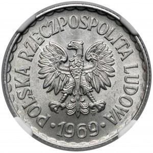 1 złoty 1969