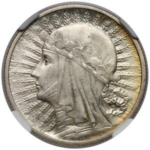 Głowa Kobiety 2 złote 1932