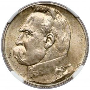 Strzelecki, Piłsudski 5 złotych 1934