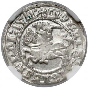 Zygmunt I Stary, Półgrosz Wilno 1511 - menniczy
