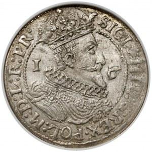 Zygmunt III Waza, Ort Gdańsk 1625 - PR - bardzo ładny