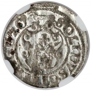 Zygmunt III Waza, Szeląg Ryga 1620 - ZO i Lis w lewo