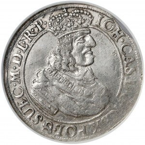 Jan II Kazimierz, Ort Gdańsk 1663
