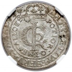 Jan II Kazimierz, Tym Lwów 1663 - mały monogram - RZADKI