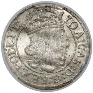 Jan II Kazimierz, Grosz Wilno 1652 - menniczy