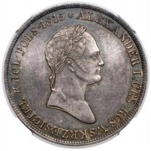 5 złotych polskich 1833 KG - piękne