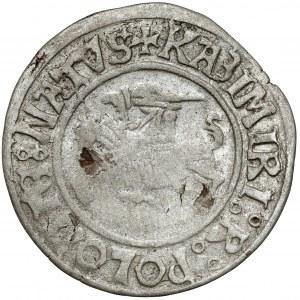Zygmunt I Stary, Grosz Głogów bez daty - rzadki