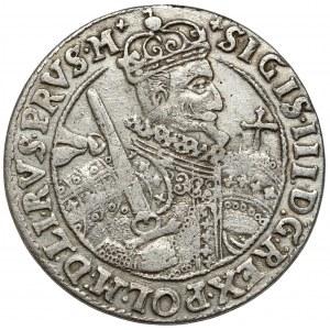 Zygmunt III Waza, Ort Bydgoszcz 162x - BEZ CYFRY daty - b.rzadki