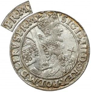 Zygmunt III Waza, Ort Bydgoszcz 1621 - PR.M - b.ładny