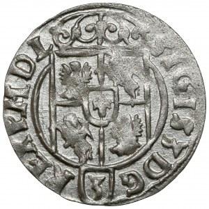 Zygmunt III Waza, Półtorak Bydgoszcz 1623 - niepełna tarcza - rzadki