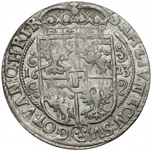 Zygmunt III Waza, Ort Bydgoszcz 1623 - PRV M - typ I
