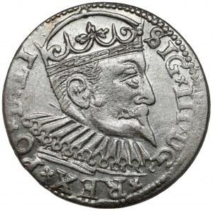 Zygmunt III Waza, Trojak Ryga 1599