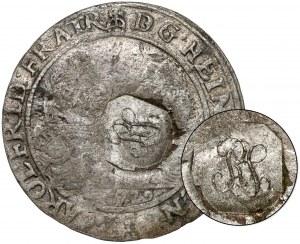 Śląsk, Henryk Wacław i Karol Fryderyk, 24 krajcary 1622 - z KONTRASYGNATĄ