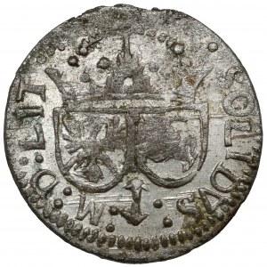 Zygmunt III Waza, Szeląg Wilno 1616 - krzyżyk