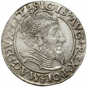 Zygmunt II August, Grosz na stopę litewską 1559 - ŁADNY