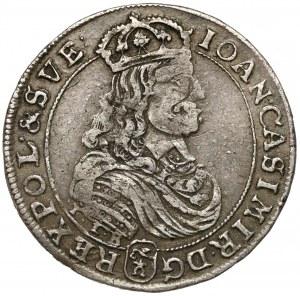 Jan II Kazimierz, Ort Bydgoszcz 1667 TLB