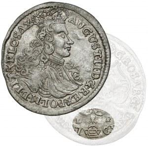 August II Mocny, Szóstak Moskwa 1706 LP - Ludu Płacz