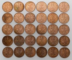 5 groszy 1939, zestaw (30szt)
