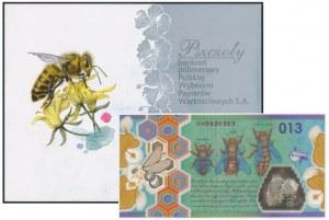 PWPW 013 Pszczoła - HH 9696969 - w folderze