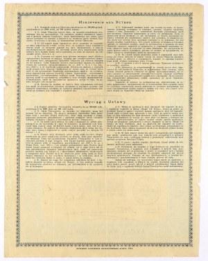 Towarzystwo Akc. WITULIN, 100 rubli 1912