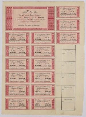 Bank Polski, Em.3, 100x 100 zł 1934