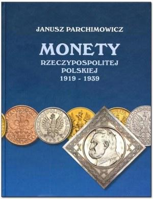 Parchimowicz , Monety Rzeczypospolitej Polskiej 1919-1939