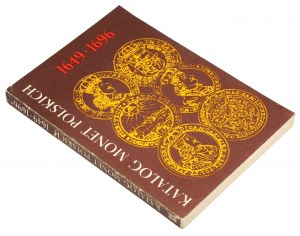 Katalog Monet Polskich (1649-1763)