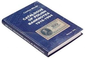 Miłczak 2000 - Katalog Banknotów Polskich 1916-1994 - wersja angielska