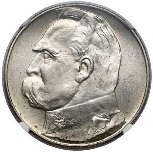 Piłsudski 10 złotych 1937