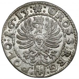 Zygmunt III Waza, Grosz Kraków 1613 - wczesny
