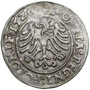 Zygmunt I Stary, Grosz Kraków 1526 - gotycka korona