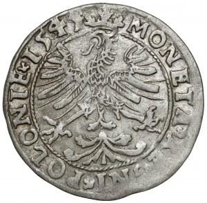 Zygmunt I Stary, Grosz Kraków 1545
