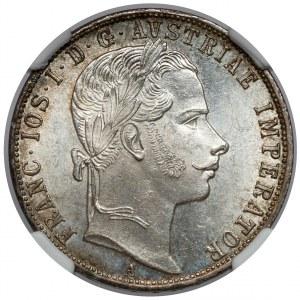 Austria, Franciszek Józef I, Floren 1860-A