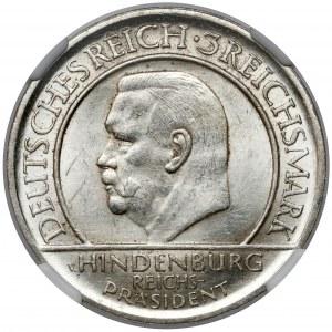 5 mark 1929-D - Treu Der Verfassung