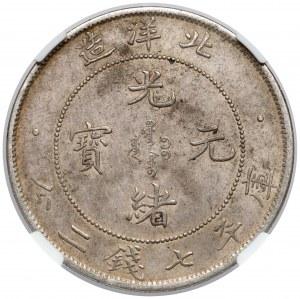 China, Chihli Province, Yuan year 34 (1908)