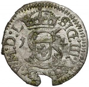 Zygmunt III Waza, Szeląg Wilno 1614
