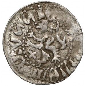 Władysław II Jagiełło, Kwartnik ruski, Lwów - duży orzeł - + przed lwem